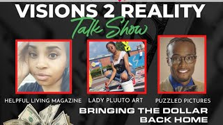Visions 2 Reality Talk Show 09/04/2020