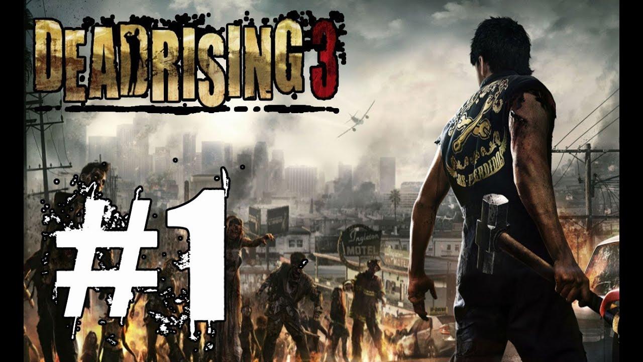 Dead Rising 3 Uncut
