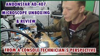 Andonstar AD407 3D HDMI Digita…