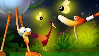 Hunger Games | Funny Animal Cartoon For Kids | Gazoon Official