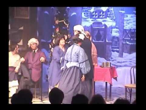 A Christmas Carol: The Fezziwig Party