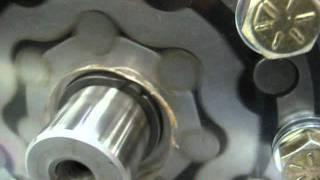 Hydrostar hydraulic motor for Parker nichols hydraulic motor