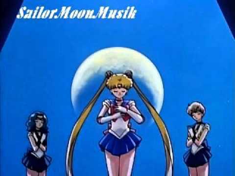 Sailor Moon - Sailor Moon (The original International english Mix)