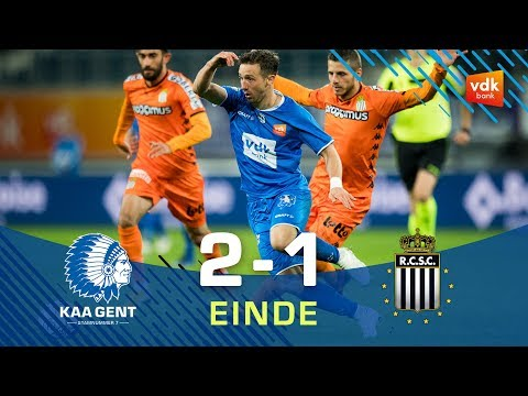 🎬KAA Gent - Charleroi: 2-1