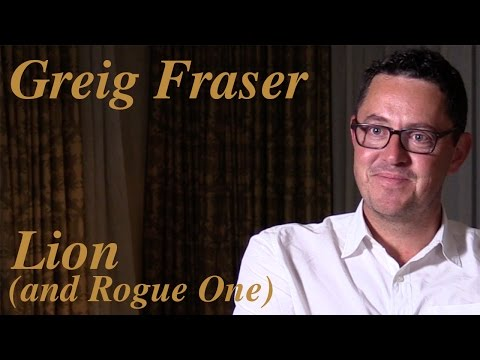 DP/30: Lion (& Rogue One), Greig Fraser fragman