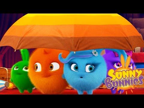 Cartoons for Children | Sunny Bunnies THE SUNNY BUNNIES MAGIC UMBRELLA | Funny Cartoons For Children
