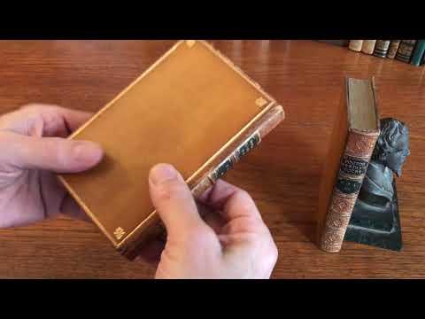 Doctor Syntax Tours 3 vols Leather 1828 Ackermann 79 aquatints Rowlandson plates