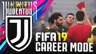 FIFA 19 JUVENTUS CAREER MODE - DOUBLE RED CARDS!!! #8
