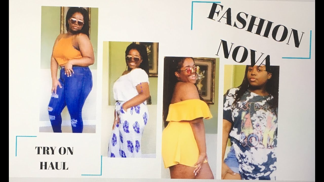 29c534fd83e5 FASHION NOVA TRY-ON HAUL+SLAY UNDER BUDGET - YouTube