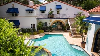 3317 Toledo St. Coral Gables, FL by Ashley Cusack