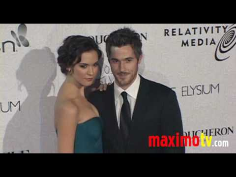 ODETTE YUSTMAN and DAVE ANNABLE at