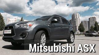 Авто Обзор на Mitsubishi ASX | Что лучше asx или кашкай?