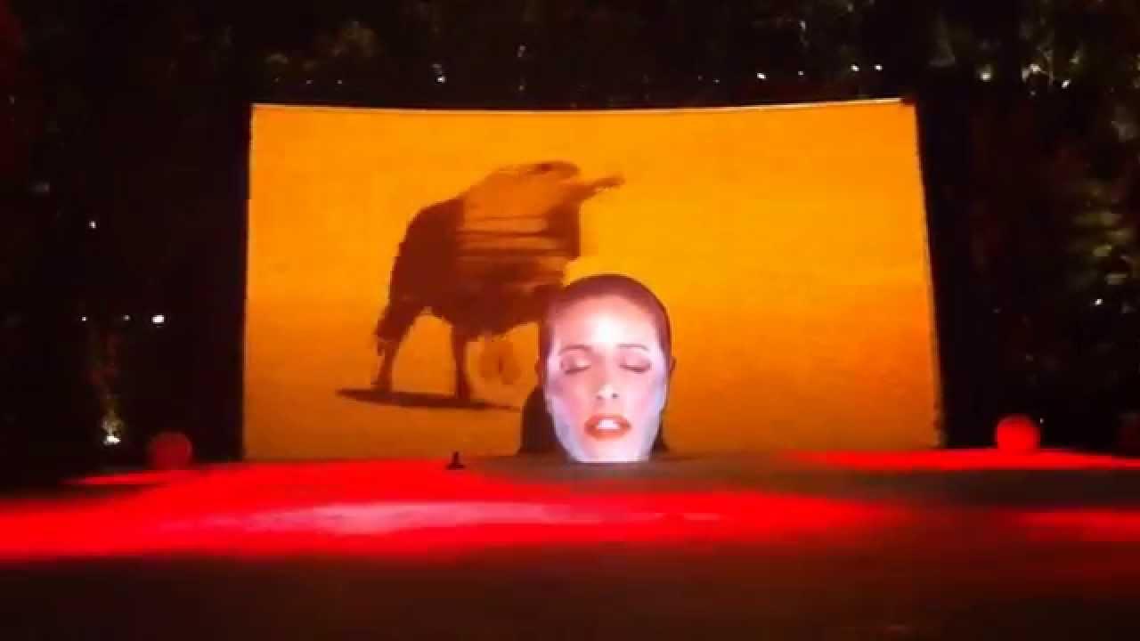 Lake Of Dreams Show At Wynn Hotel Las Vegas Parasol Down Youtube