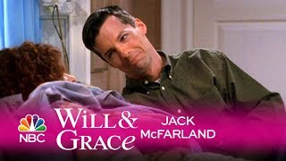 Will & grace - jack moves grace to tears (highlight)