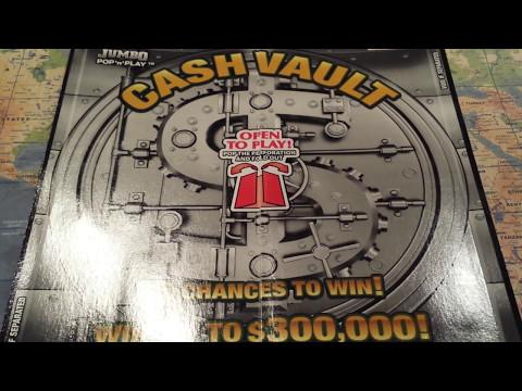 """*WINNER* ON THE HOOSIER LOTTERY'S HUMONGOUS """"CASH VAULT""""!!!"""