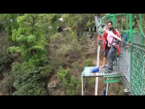 World best Place for Bungee jumping Nepal you have to do 1 time in your life.