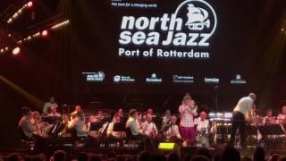 eric vloeimans en de marinierskapel north sea jazz 2017