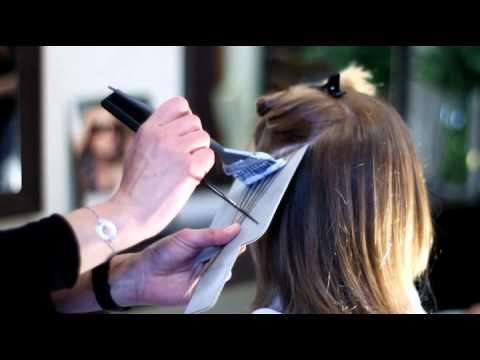 Vidéo coiffure et relooking : Marc Antoine, coiffeur visagiste ...