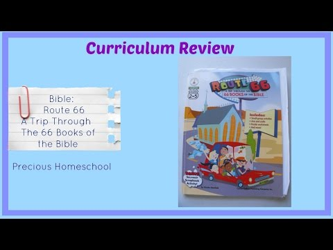 Curriculum Review: Bible: Route 66 a Trip Through the 66