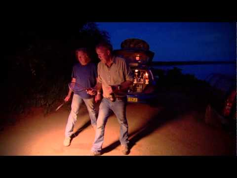 Top Gear Africa Special - Insect Tennis