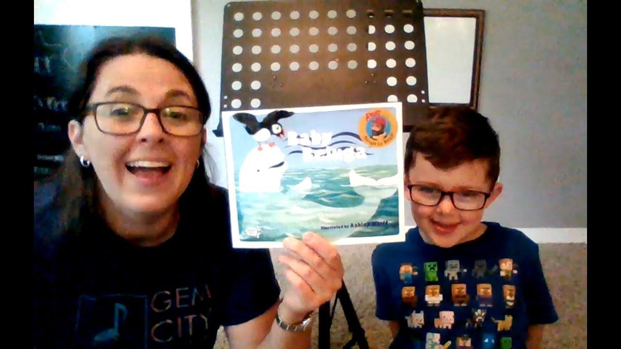 Baby Beluga - Junior Jamboree Sing-Along