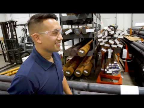 Material Handling At KEB America: Michael Dao
