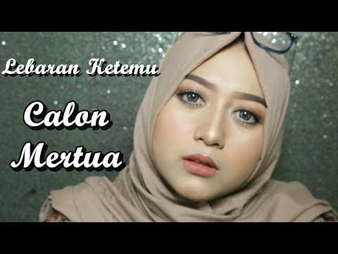 Makeup Idul Fitri/ Lebaran (tanpa bulu mata) | Irma Melati