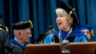 Berkeley Chancellor Christ's Investiture & Commencement Speech