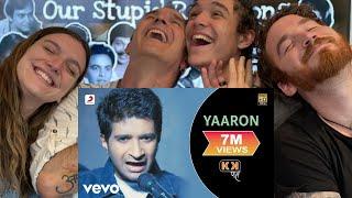 KK - Yaaron REACTION!!