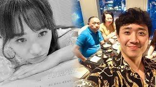 Trấn Thành tiết lộ lý do Hari Won LẦN ĐẦU vắng mặt trong sinh nhật mẹ chồng???
