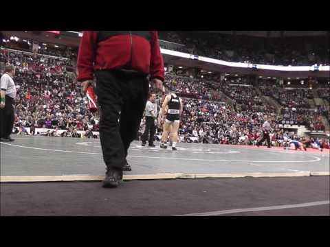 03-11-2017 OHSAA  Wrestling Finals  D2 152 lbs.