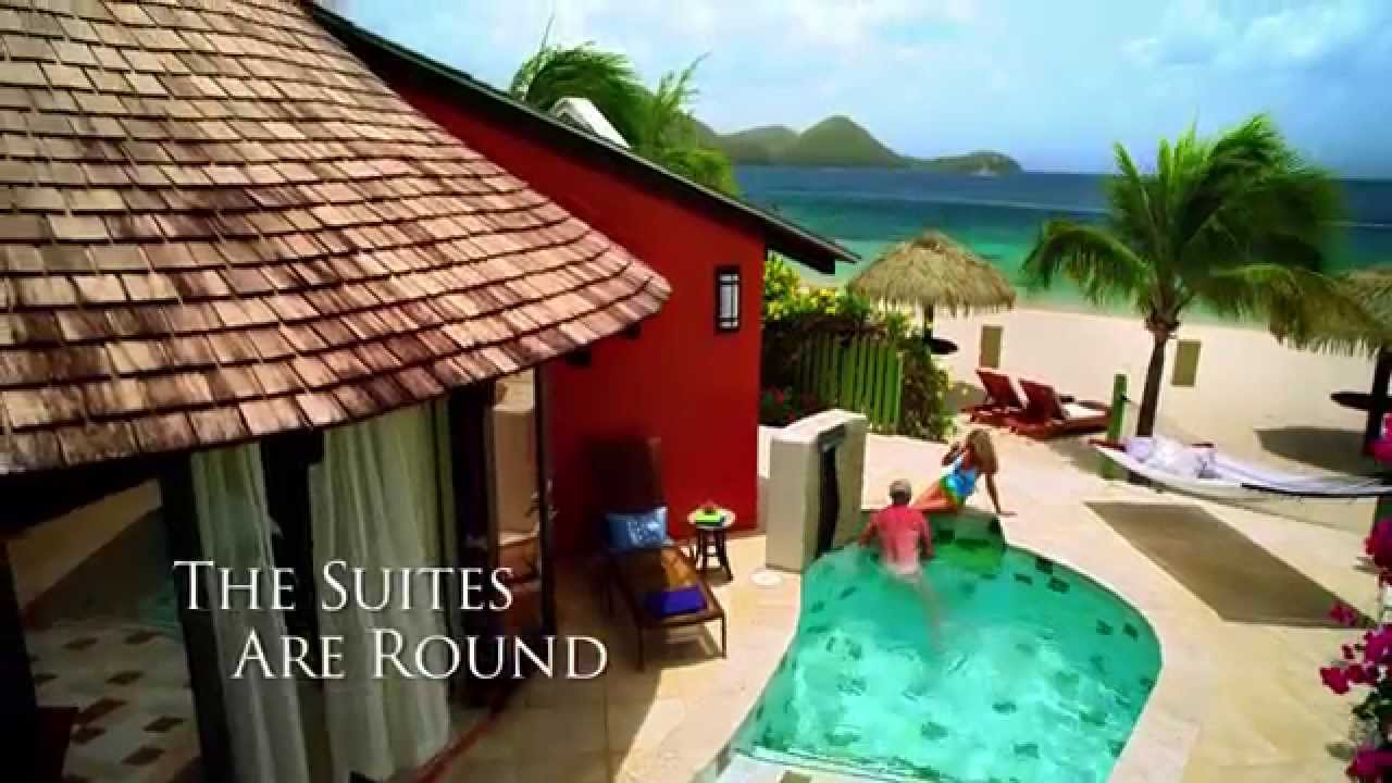 ae7c223f237d3 Sandals Resorts - Grande St Lucian - YouTube