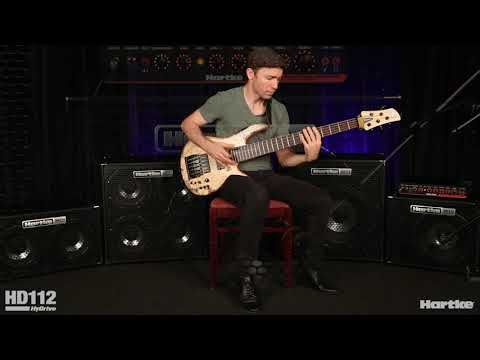 Hartke HyDrive HD112 Overview and Demo