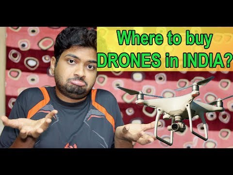 Where to Buy Drone in India? Price of Drone? DJI Service Center & Training Institutes in India