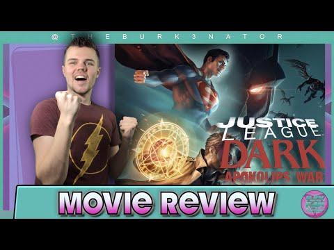Justice League Dark Apokolips War Is An Epic Finale Youtube