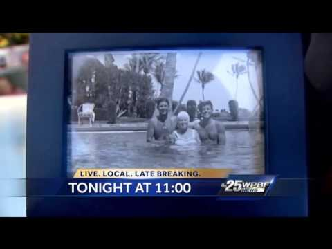 Tonight at 11 on WPBF: Exclusive -- Inside JFK's Palm Beach Estate