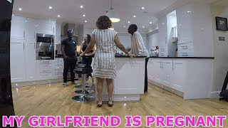 Telling My Parents I Got My Girlfriend Pregnant (CRAZY)