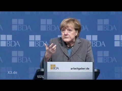 Song: Merkel ist weg