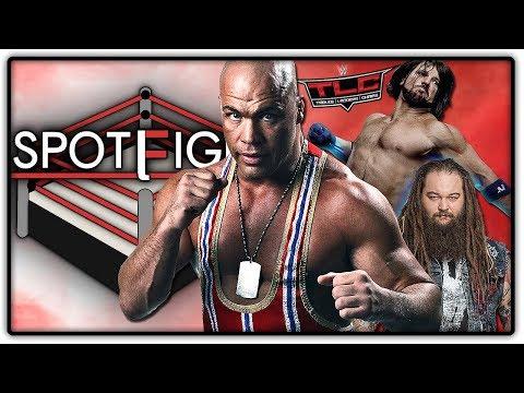 Kurt Angle steigt bei TLC in den Ring! Massive Card-Änderungen! (Wrestling News Deutschland)