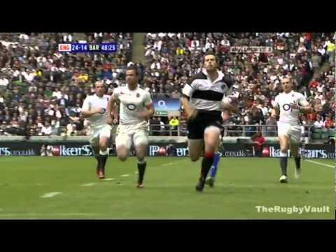 England v Barbarians - 29 May 2011