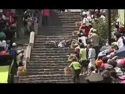 Caidas Downhill Quito   Ecuador