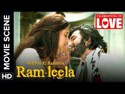 Ranveer sneaks into Deepika's room | Goliyon Ki Raasleela Ram-leela | Celebration of Love