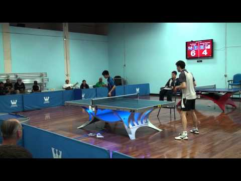 Westchester Table Tennis Center - May Open Singles Final (2013)