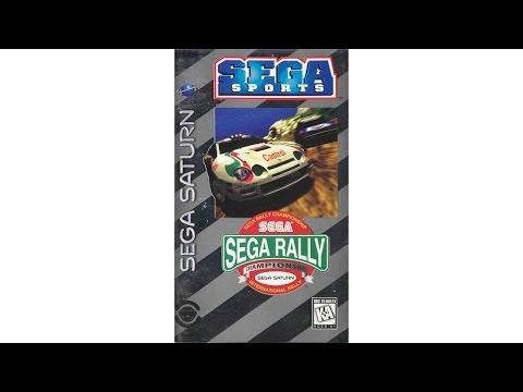 SEGA Rally Championship Review for the SEGA Saturn