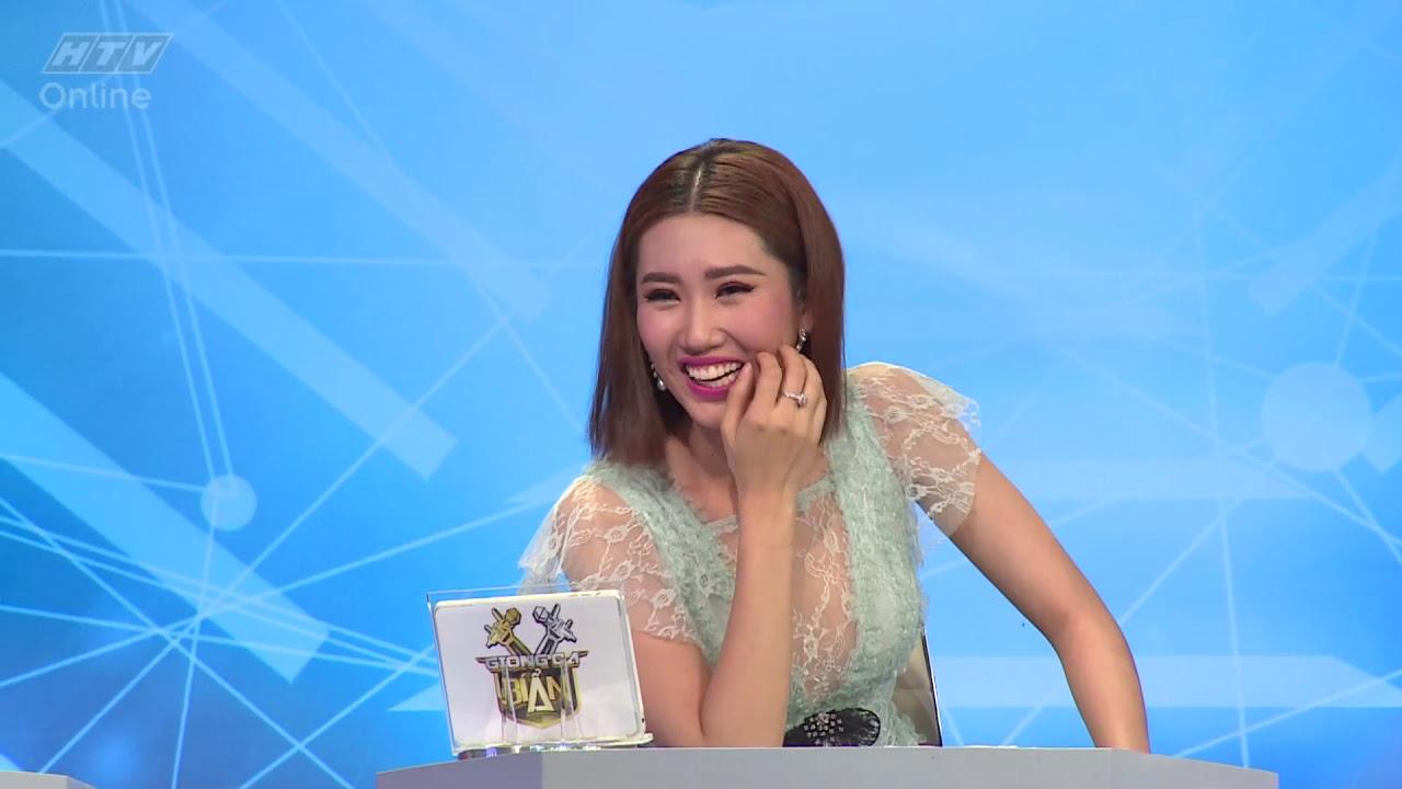 image Trấn Thành dẫn chương trình cùng Hari trong HTV GIỌNG CA BÍ ẨN | GCBA #1  | 5/8/2018