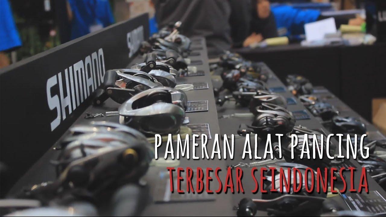 Pameran Alat Pancing Terbesar Seindonesia 5th IFTE : HINOMIYA Agler Squad