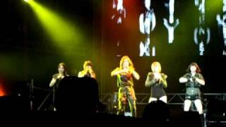(fancam - digi kpop party) 4Minute - Huh