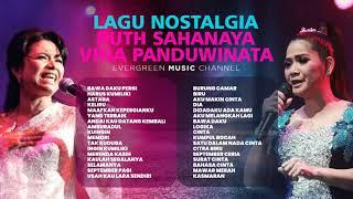 Lagu Terpopuler Diva Indonesia Ruth Sahanaya & Vina Panduwinata sepanjang masa