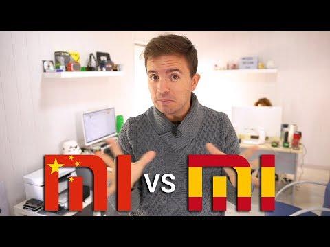 Comparamos los precios de Xiaomi en España y China
