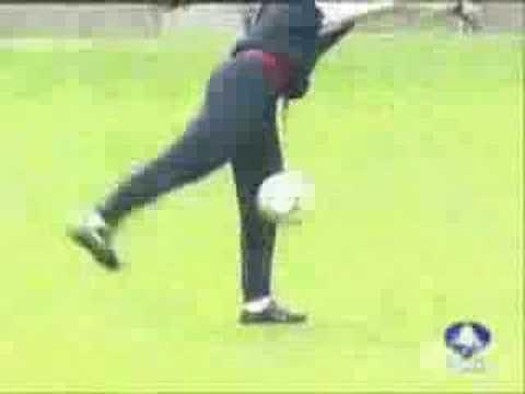 Ronaldinho freestyle